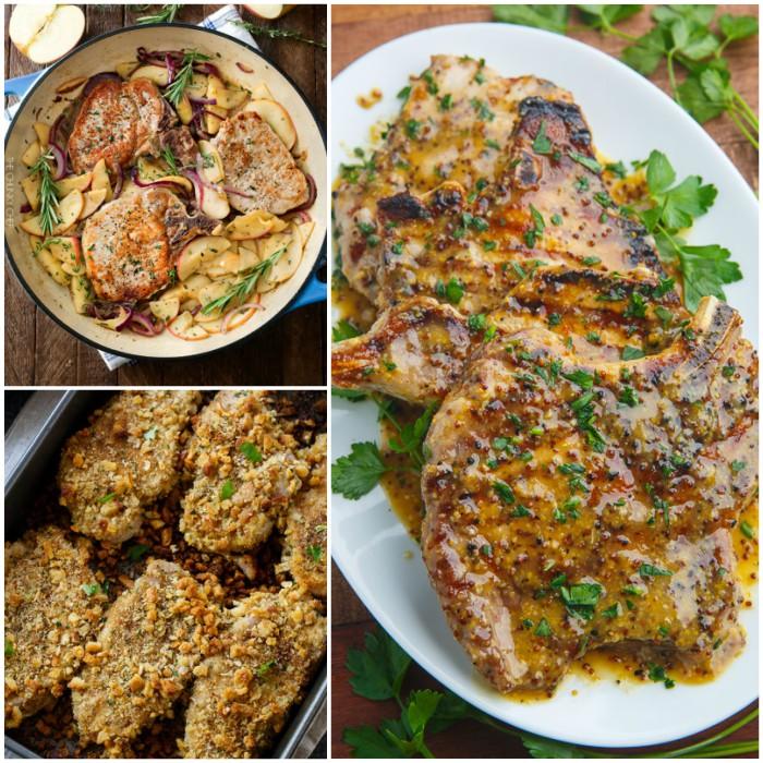 Simple Pork Chops Recipes for Dinner