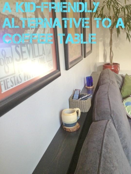 coffee table alternative