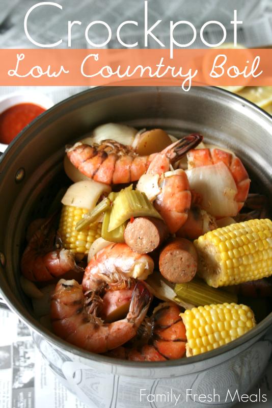 Crockpot seafood recipes for Fish crock pot recipes