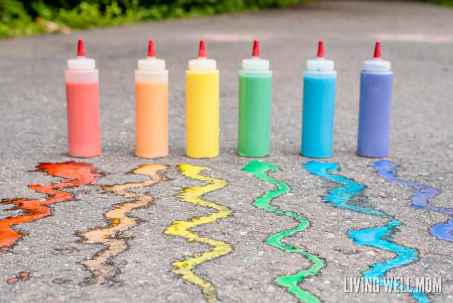 Easy Summer activity for kids!