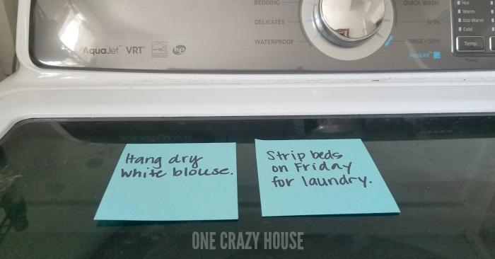 Laundry Tips & Hacks