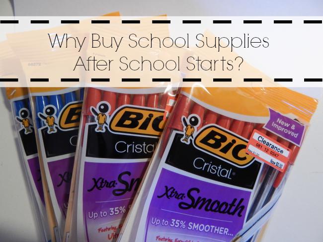 Clearance School Supplies