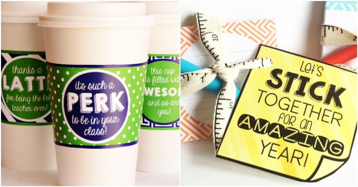 15 Back to School Teacher Gifts They'll Actually Use