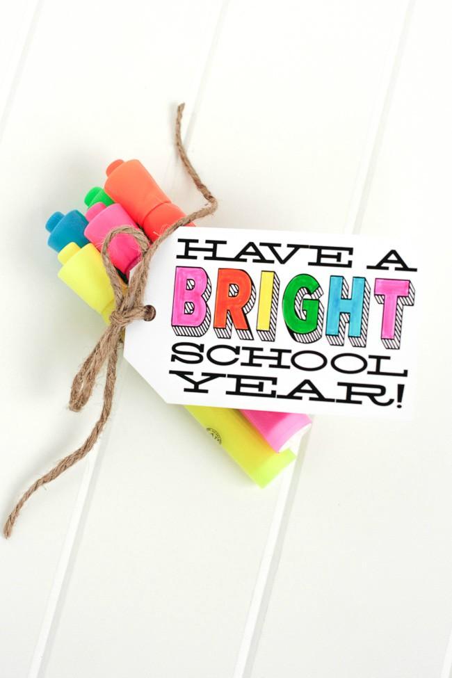 highlighter gift