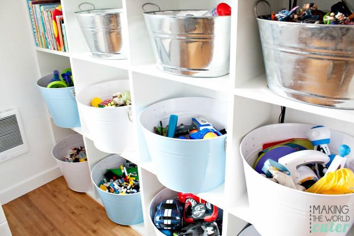 storage pails
