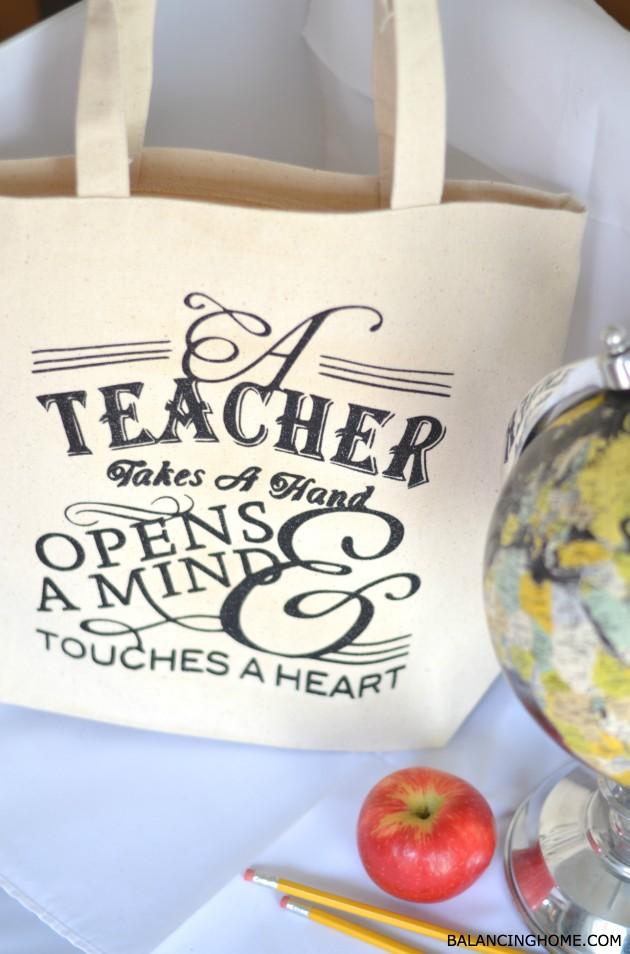 teacher tote