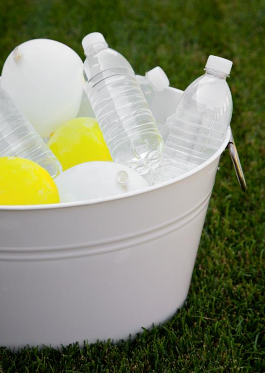 water balloon ice packs