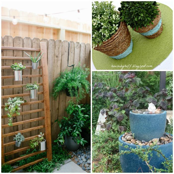 Unique Small Backyard Ideas