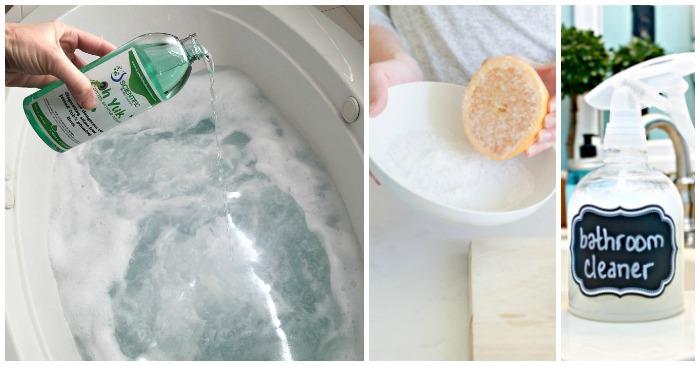 How To Clean A Bathtub: No-Scrub Bathtub Cleaning Tips