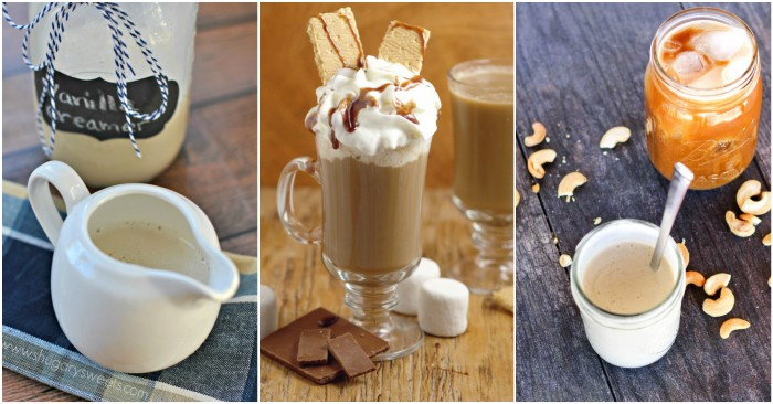 15 Coffee Creamer Recipes to Jazz Up Your Morning Cup