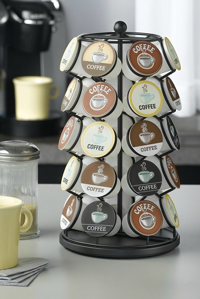 15 Coffee Pod Storage Ideas For K Cup Addicts