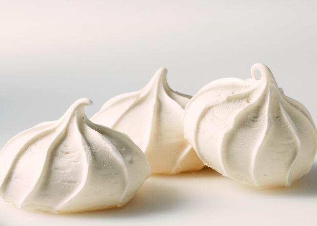 perfect meringues