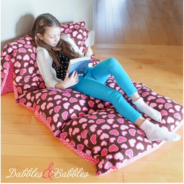 pillowcase bed