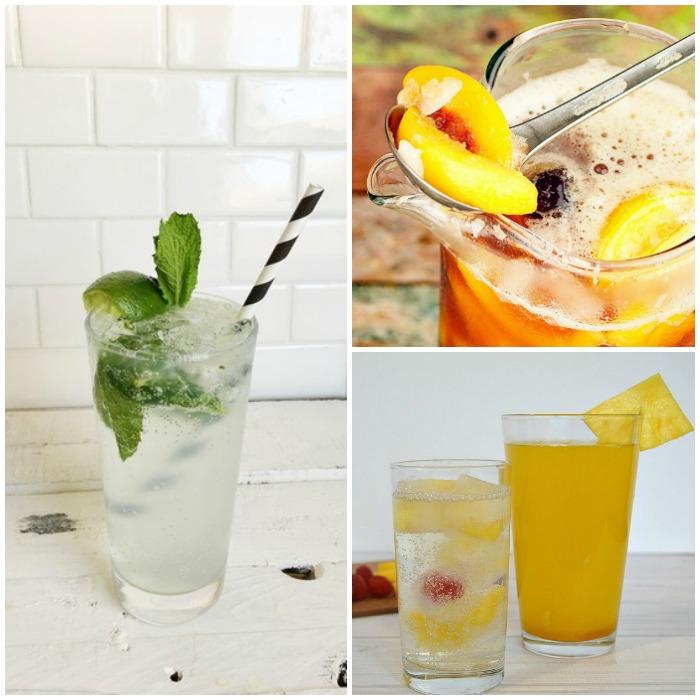 Insanely Delicious Mocktails #Mocktails #MocktailRecipes