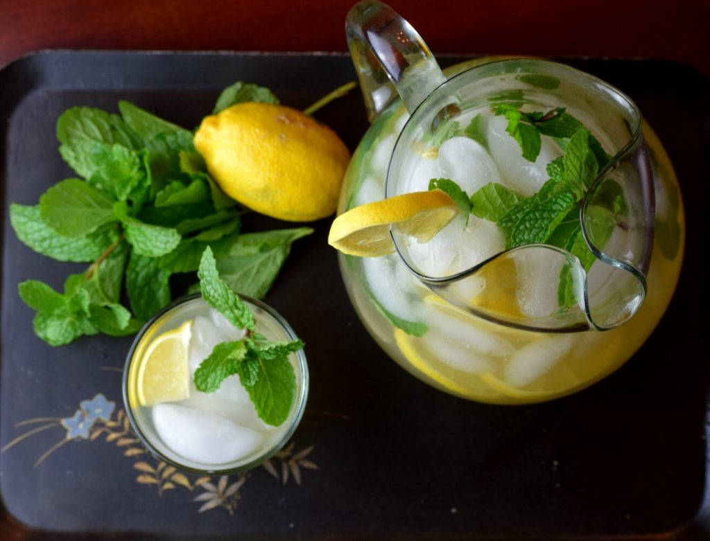 Mocktail Recipe by Delicious by Design