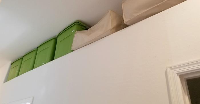 Simple Season Clothing Storage Ideas