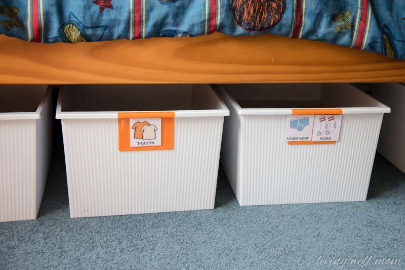 Handy Clothing Storage Ideas for Your Winter Clothes