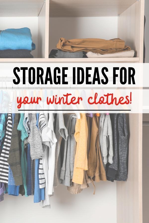 storing season clothes pin image