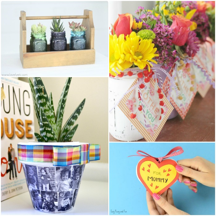 Mother's Day Gifts DIY Ideas To Touch Her Heart