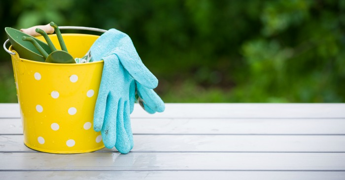 Garden makeover with these gardening tips