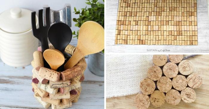 15 wine cork crafts