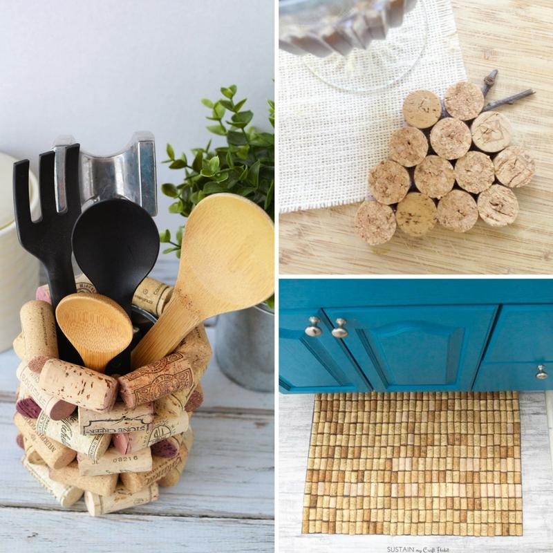 Wine Cork Crafts To Make