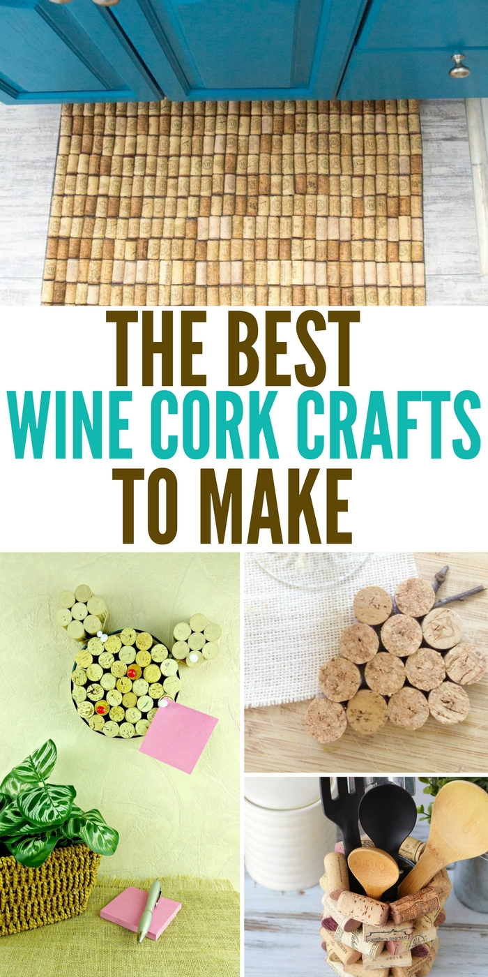 15 of the best wine cork crafts to make today