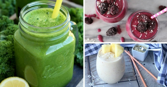 Delicious and Refreshing Summer Smoothies To The Rescue