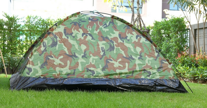 Crazy Simple Family-Friendly Backyard Camping Hacks