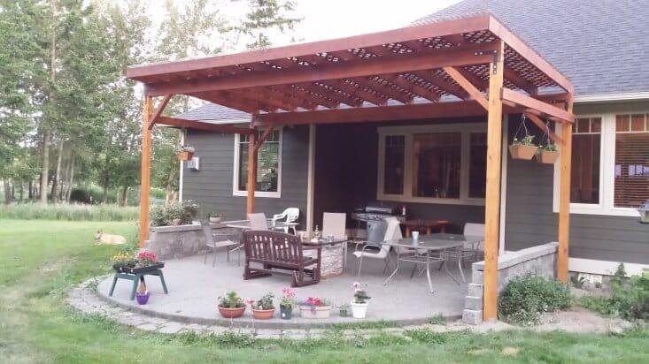 Backyard Ideas - Covered Patio-Keenary