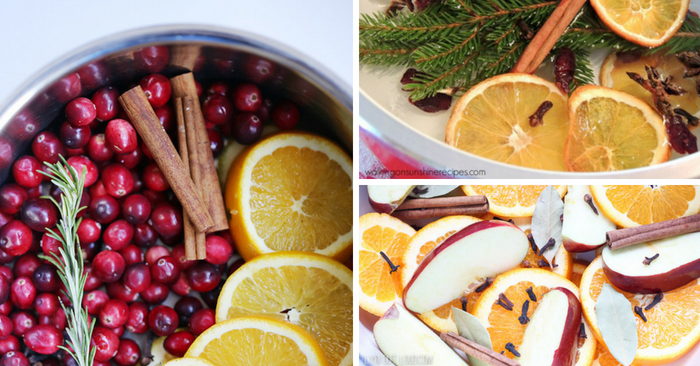 12 Fall Simmer Pot Recipes To Make Your House Smell Amazing