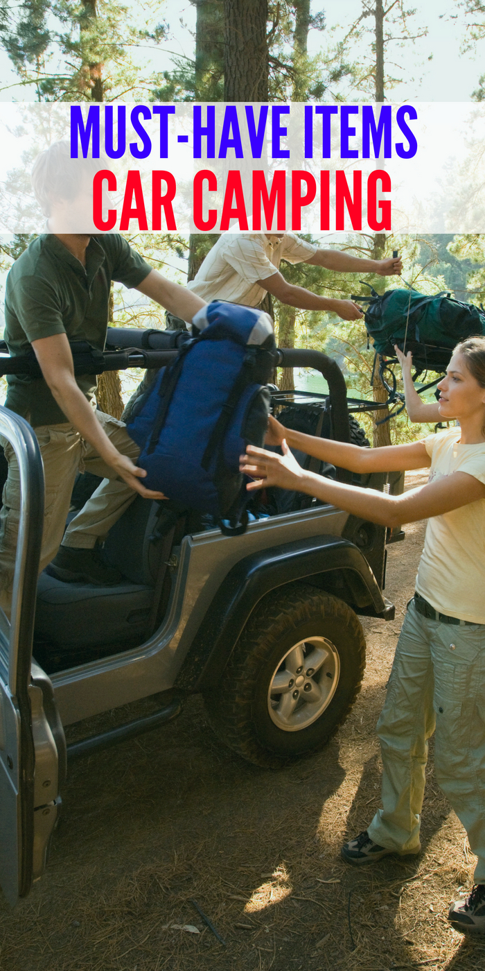 Essential Items for Car Camping with Ease