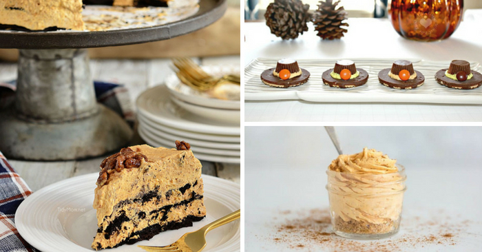 Easy Thanksgiving No-Bake Desserts Anyone Can Make