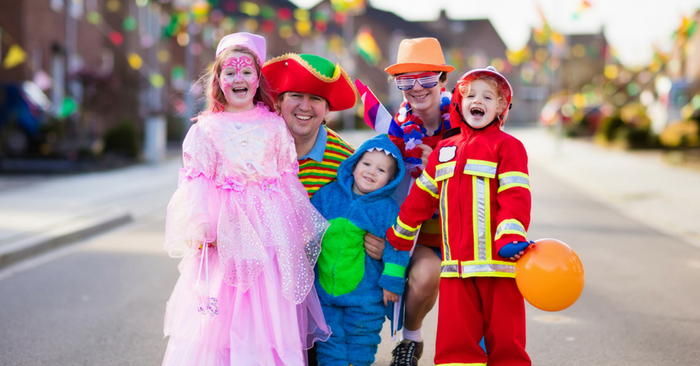 """10 Silly Sayings to Replace """"Trick or Treat"""" This Halloween"""
