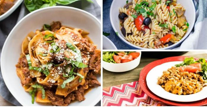 15 Delectable Instant Pot Pasta Recipes For Any Occasion