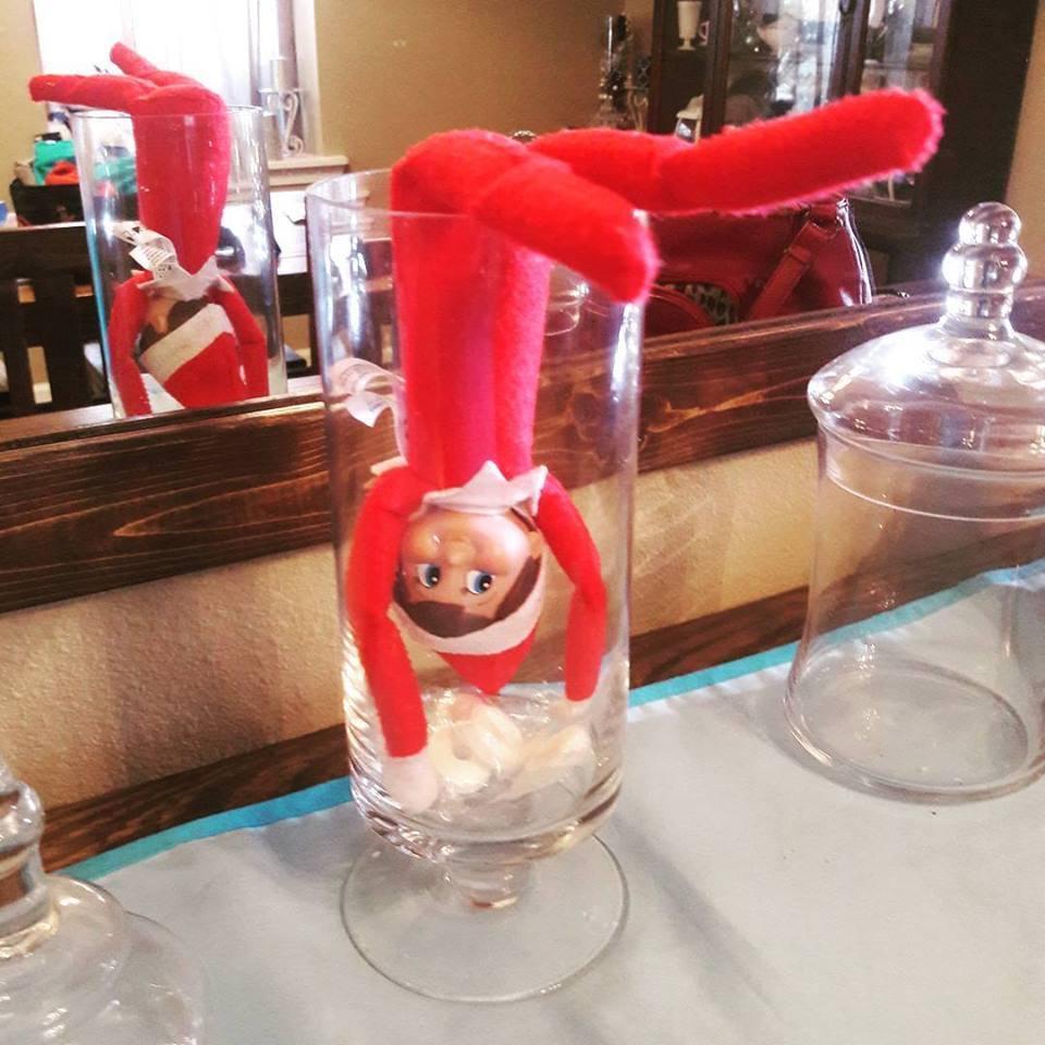 Elf On The Shelf Mischievous