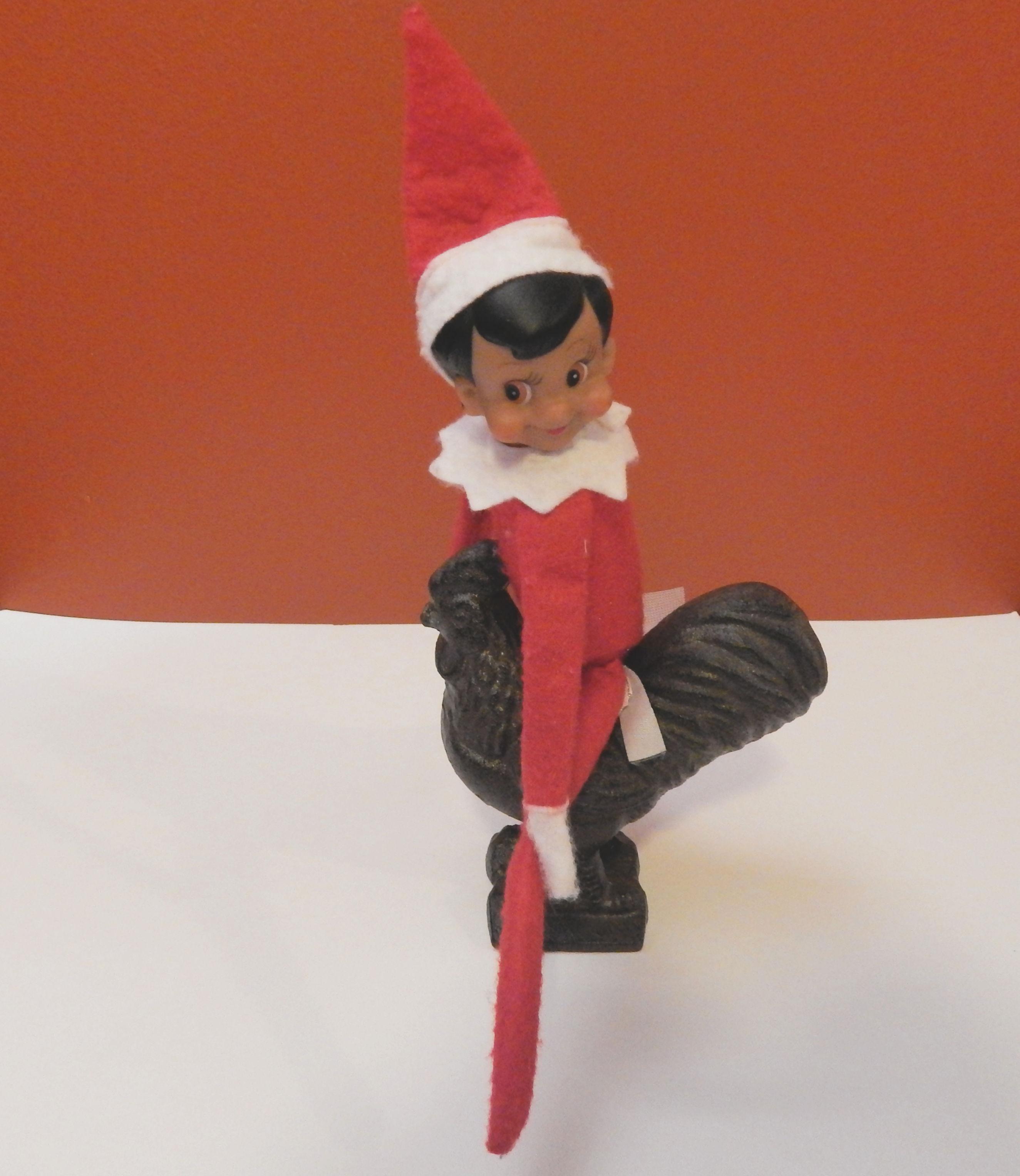 Crazy Elf On The Shelf
