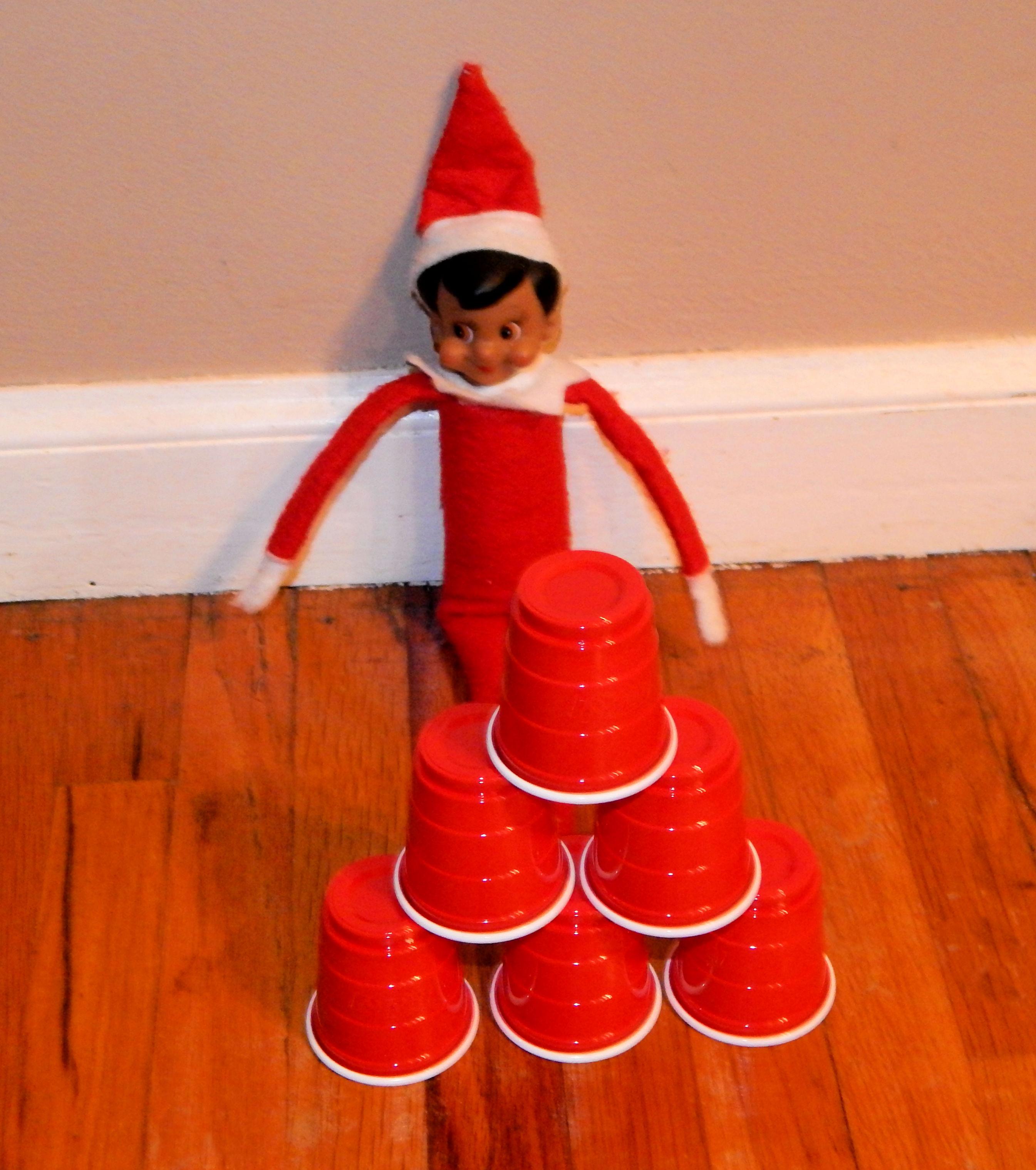 Elf On The Shelf Cool Ideas