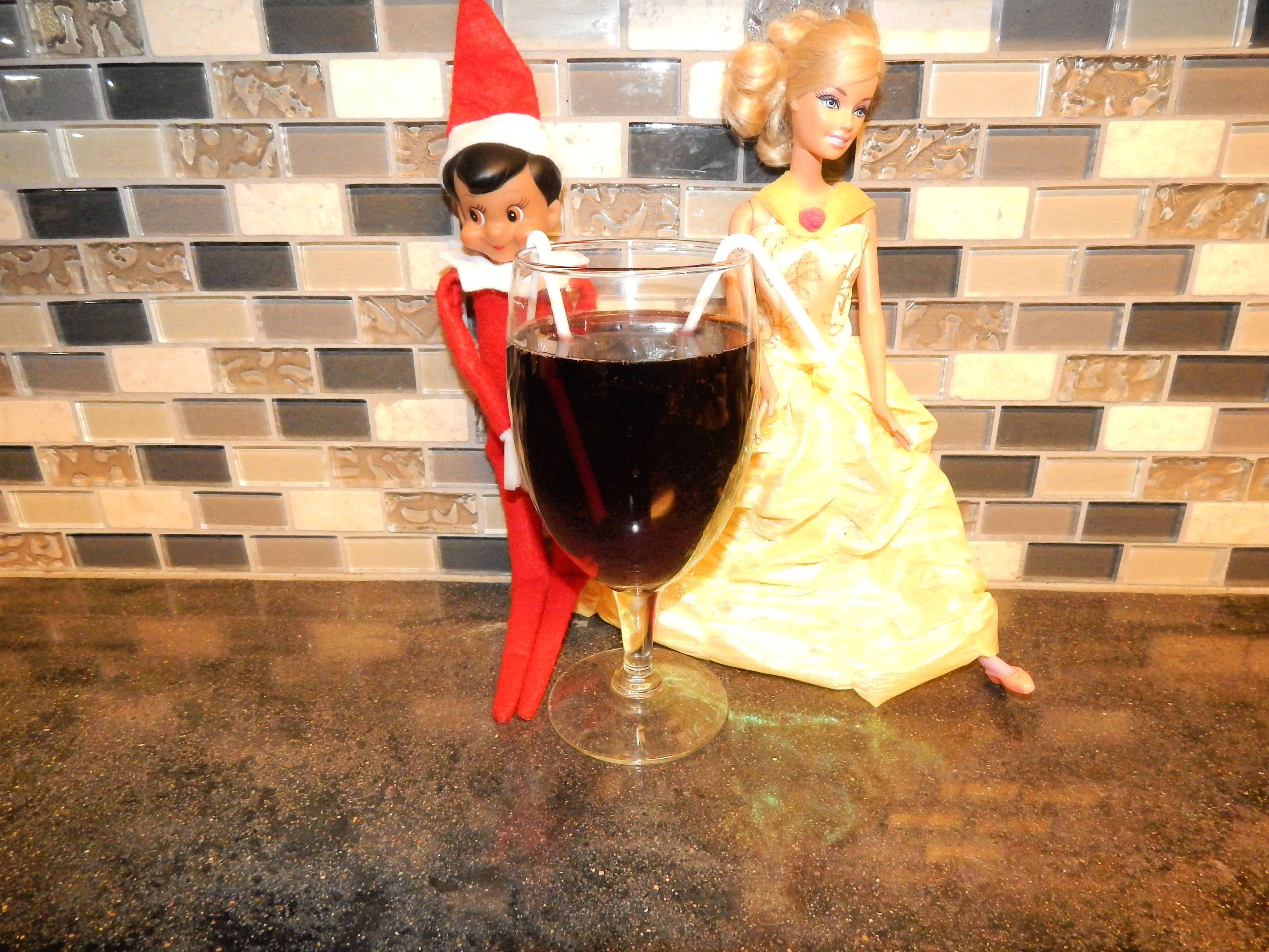 Romantic Elf On The Shelf
