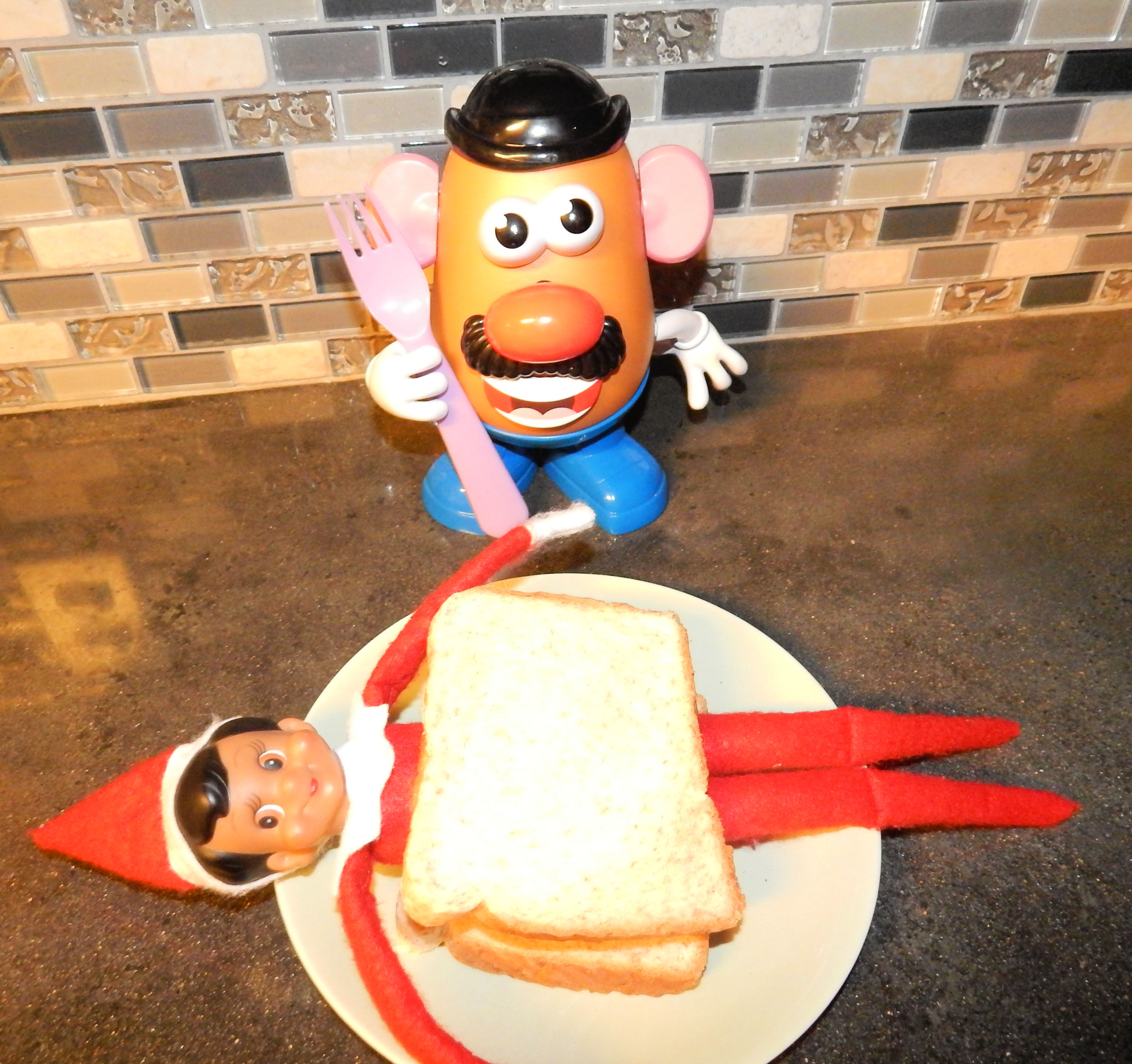 Elf On The Shelf Ideas That Are Funny