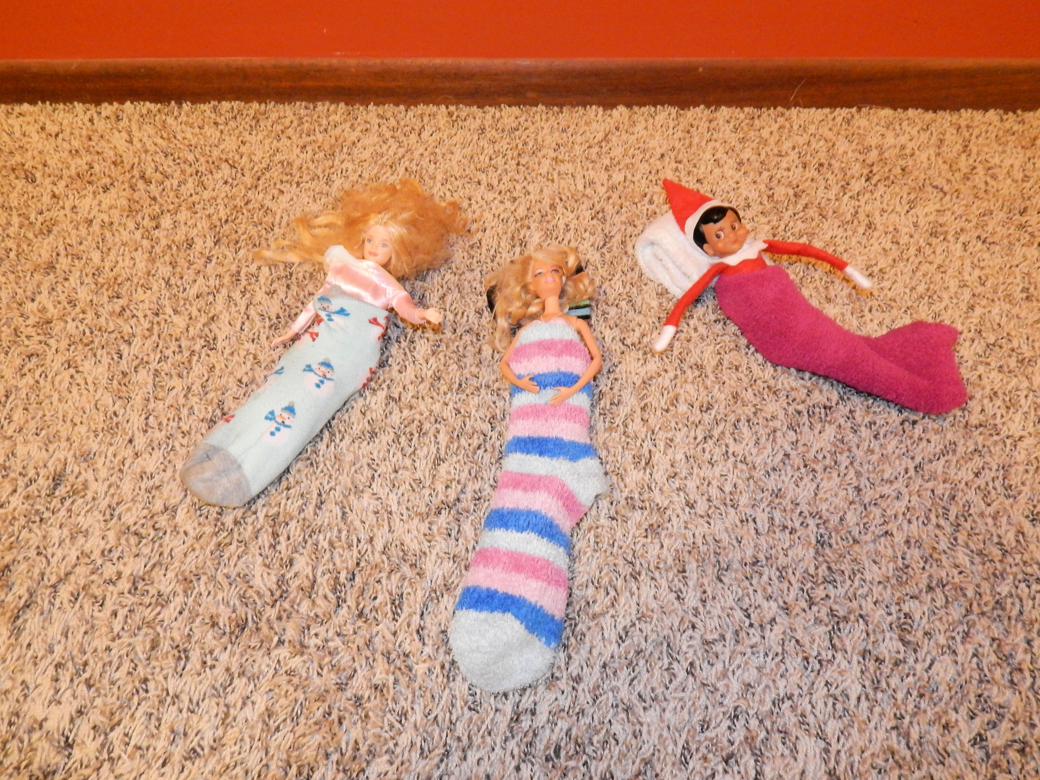 Elf On The Shelf Slumber Party