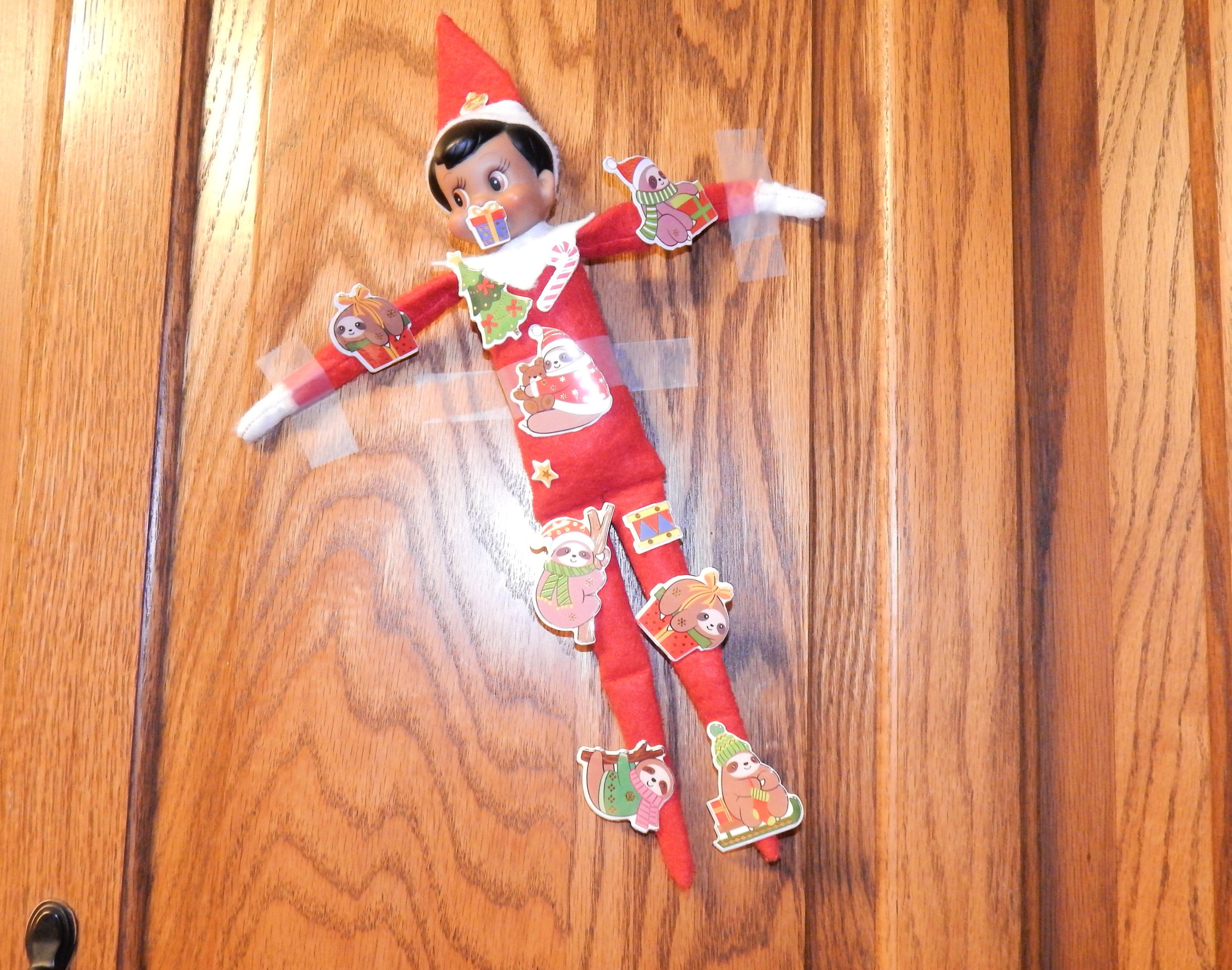Simple Elf On The Shelf Ideas That Kids Like