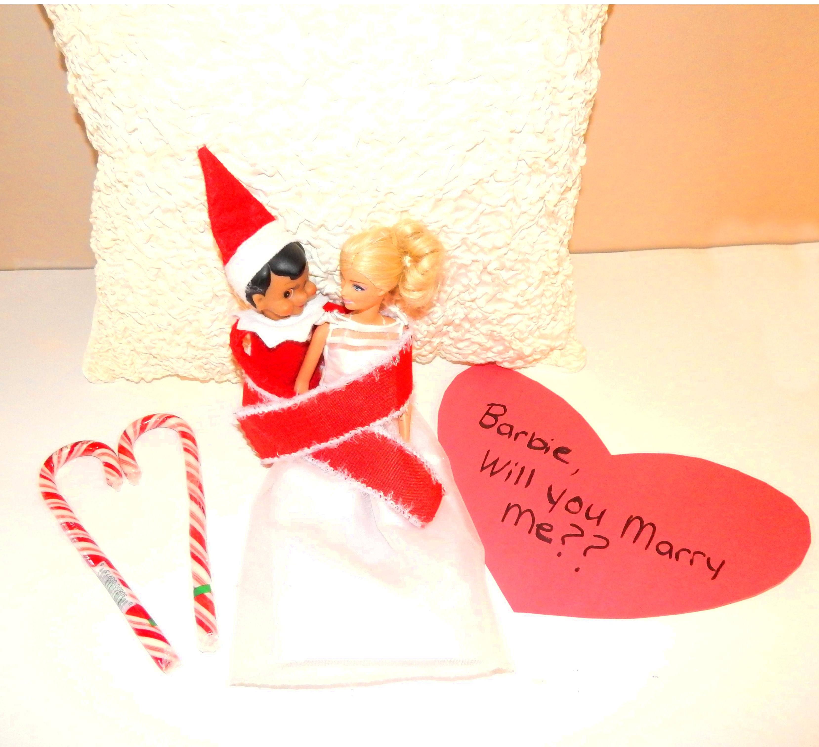 Elf On The Shelf Love