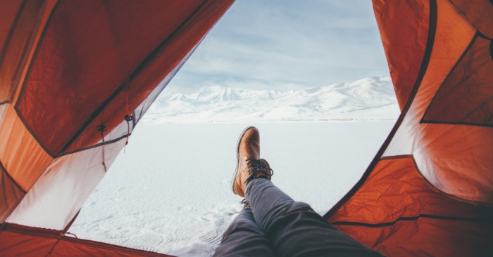 Awesome Winter Camping Tent Hacks To Camp Year Round