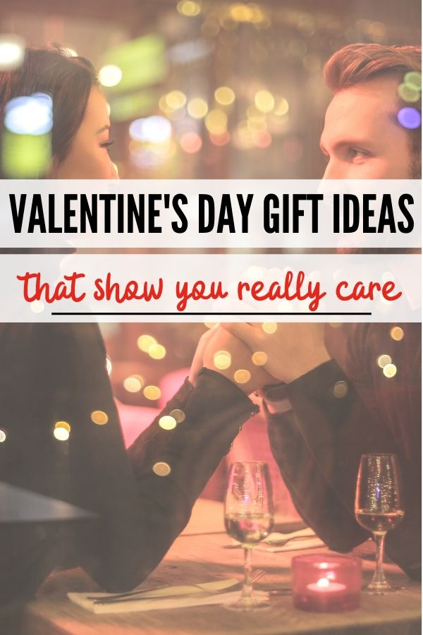 These simple ways to say I love you are a great way to celebrate Valentine's Day. You'll love these simple gift ideas! #sayIloveyou #valentinesday #giftideas #romantic #onecrazyhouse