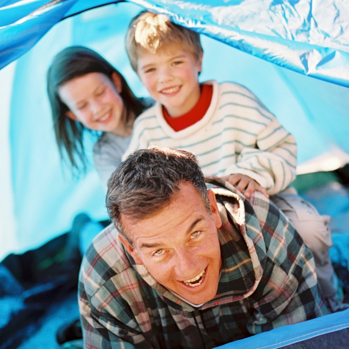 CAMPING HACKS TO KNOW