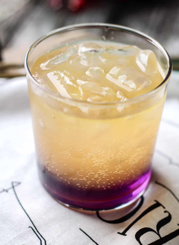 lavender hard lemonade