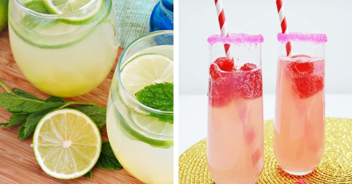 11 Lemon Cocktails to Quench Your Thirst