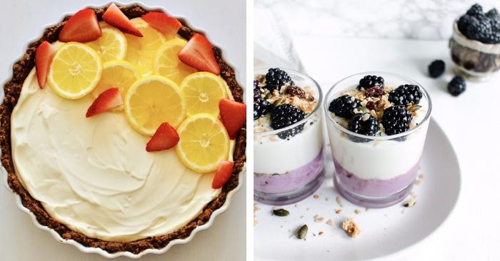 Delicious No Bake Summer Desserts