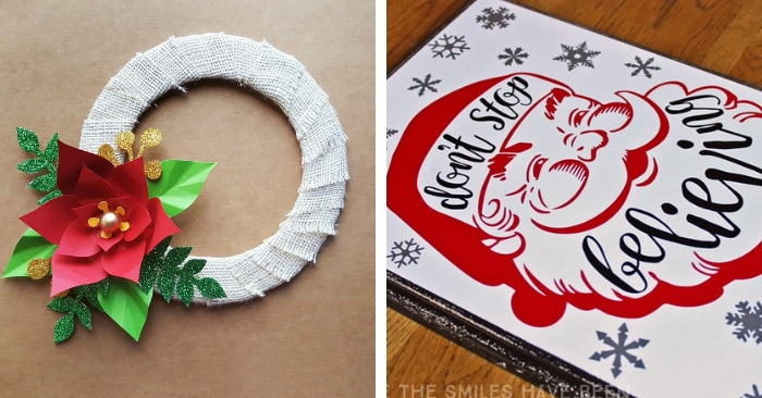 16 DIY Indoor Christmas Decorations | Make Your Home Merry and Bright